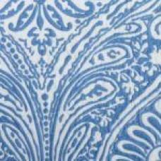 Crewel Fabric Bette Blueberry