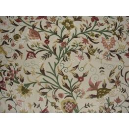 Crewel Fabric World