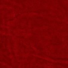 Cotton Viscose Velvet Apricot Red