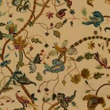 Crewel Fabric Cosimo Multi